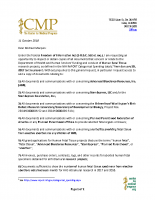 CMP FOIA request to HHS